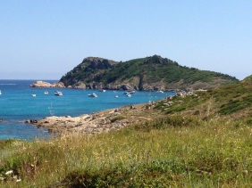 I call this Kirrin Island