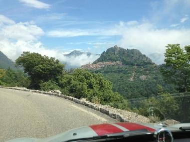 On The Way to Castillon
