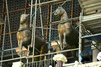 Statues in Venice
