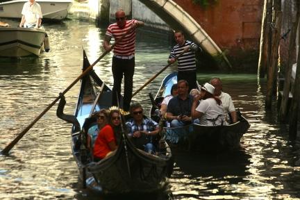 Gondola Race