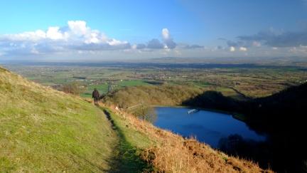 The Malvern Hills
