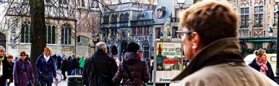 Looking At Bruges