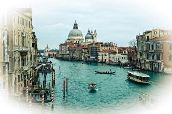Scene of Venice