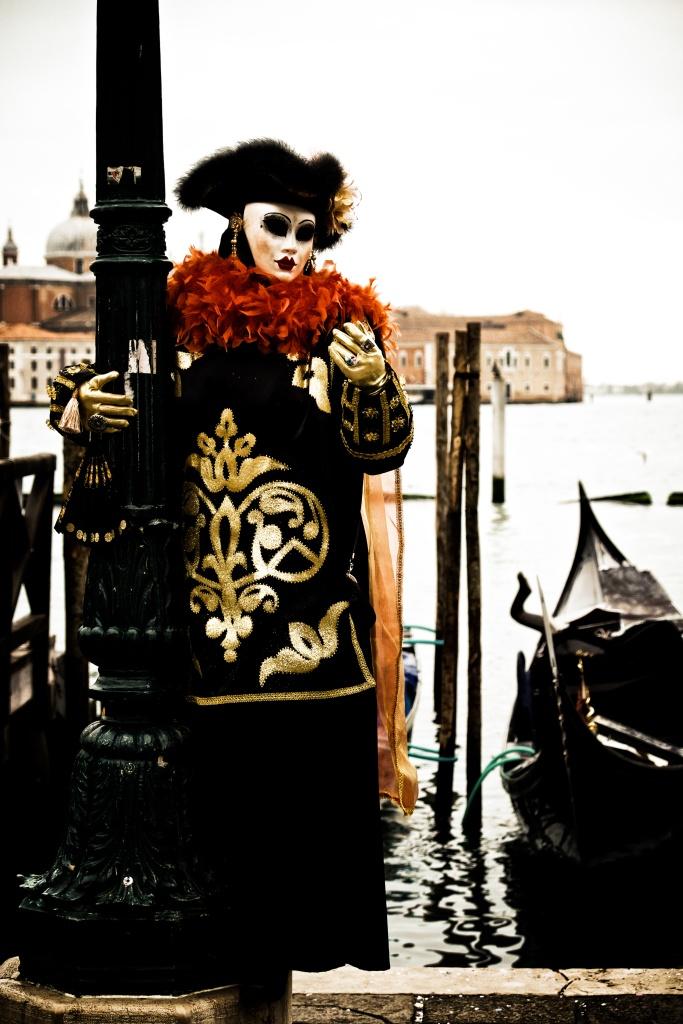 Venezia at Carnevale
